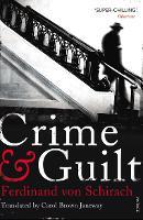 Crime and Guilt (Paperback)