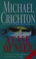 A Case Of Need (Paperback)
