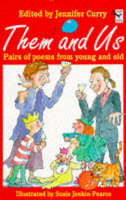 Them and Us - Red Fox poetry books (Paperback)