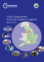 Local government financial statistics England (Paperback)