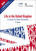 Life in the United Kingdom: a guide for new residents [large print version] (Paperback)