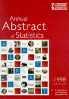 Annual Abstract of Statistics 1998 (Paperback)