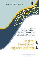 Regional Development Agencies in Europe - Regions and Cities (Paperback)