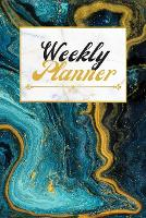 Weekly Planner: To Do List Book - Daily Planning Notebook - 2021 planner Weekly and monthly - Daily notebook (Paperback)