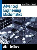 Advanced Engineering Mathematics, Student Solutions Manual (Paperback)