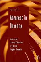Advances in Genetics: Volume 79 - Advances in Genetics (Hardback)