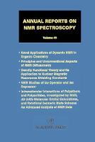 Annual Reports on NMR Spectroscopy: Volume 49 - Annual Reports on NMR Spectroscopy (Hardback)