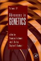 Advances in Genetics: Volume 87 - Advances in Genetics (Hardback)