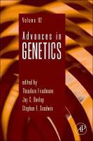 Advances in Genetics: Volume 92 - Advances in Genetics (Hardback)