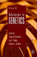 Advances in Genetics: Volume 93 - Advances in Genetics (Hardback)