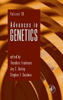 Advances in Genetics: Volume 96 - Advances in Genetics (Hardback)