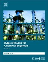 Rules of Thumb for Chemical Engineers (Paperback)