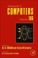 Advances in Computers: Volume 106 - Advances in Computers (Hardback)
