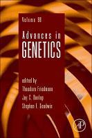 Advances in Genetics: Volume 98 - Advances in Genetics (Hardback)