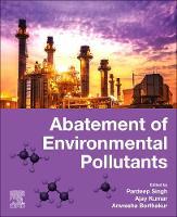 Abatement of Environmental Pollutants: Trends and Strategies (Paperback)