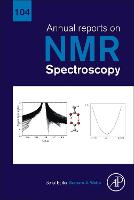 Annual Reports on NMR Spectroscopy: Volume 104 - Annual Reports on NMR Spectroscopy (Hardback)