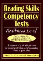 Ready-to-Use Reading Skills Competency Tests: Readiness Level Volume I in the 8 Vol Competency Tests (Spiral bound)