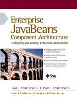 Enterprise JavaBeans Component Architecture: Designing and Coding Enterprise Applications (Paperback)
