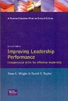 Improving Leadership Performance (Paperback)