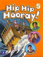 Hip Hip Hooray Student Book (with practice pages), Level 5 (Paperback)