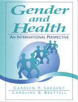 Gender and Health: An International Perspective (Paperback)