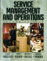 Service Management and Operations (Hardback)