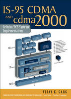 IS-95 CDMA and cdma2000: Cellular/PCS Systems Implementation (Hardback)
