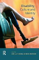 Disability, Culture and Identity (Paperback)