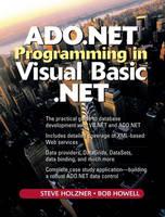 ADO.NET Programming in Visual Basic .NET (Paperback)