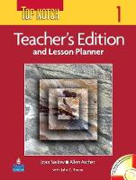 Top Notch 1 with Super CD-ROM Teacher's Edition and Lesson Planner
