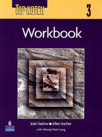 Top Notch 3 with Super CD-ROM Workbook (Paperback)