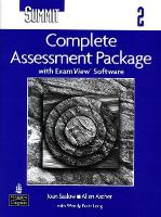Summit 2 Complete Assessment Package (w/ CD and Exam View) (Paperback)