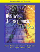 A Handbook for Classroom Instruction That Works (Paperback)
