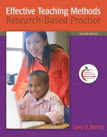 Effective Teaching Methods: Research-Based Practice (Paperback)