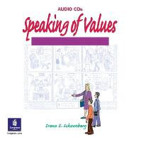 Speaking of Values 1 Classroom Audio CDs (3) (CD-ROM)