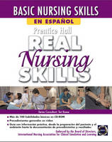 Prentice Hall Real Nursing Skills en Espanol (CD-ROM)