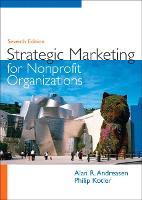Strategic Marketing for Non-Profit Organizations (Hardback)