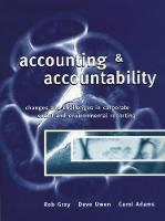 Accounting Accountability (Paperback)