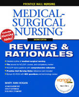 Prentice Hall Nursing Reviews and Rationales: Medical-surgical Nursing (Paperback)