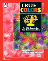 True Colors: An EFL Course for Real Communication, Level 2 Split Edition A with Power Workbook (Paperback)