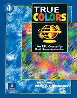 True Colors: An EFL Course for Real Communication, Level 1 Split Edition B with Power Workbook (Paperback)