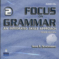 Focus on Grammar 2, Audio CDs (CD-Audio)
