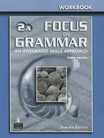 A Focus on Grammar 2 Split Workbook (Paperback)