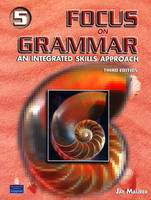 Focus on Grammar 5 (Student Book and Audio CD)