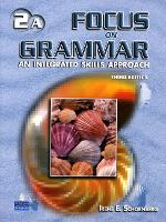 Focus on Grammar 2 Student Book A with Audio CD