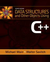 Data Structures and Other Objects Using C++ (Paperback)