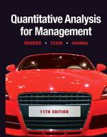 Quantitative Analysis for Management (Hardback)
