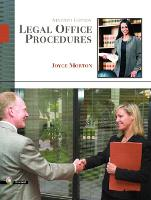 Legal Office Procedures (Hardback)