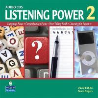 Listening Power 2 Audio CD (CD-ROM)