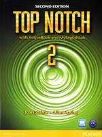 Top Notch 2 with ActiveBook and MyEnglishLab